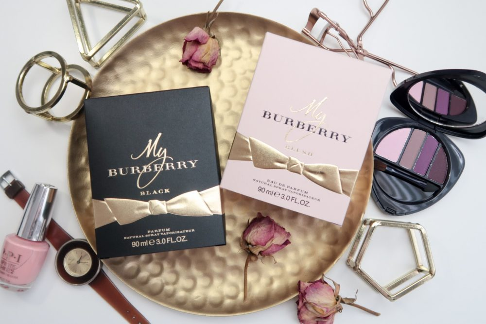 My Burberry Black & Blush