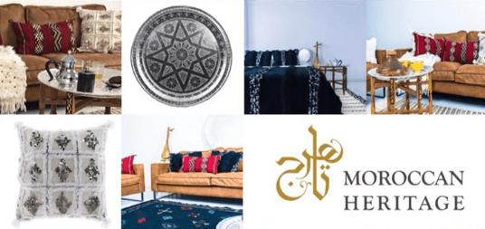 Lifestyle : woonaccessoires van Moroccan Herritage
