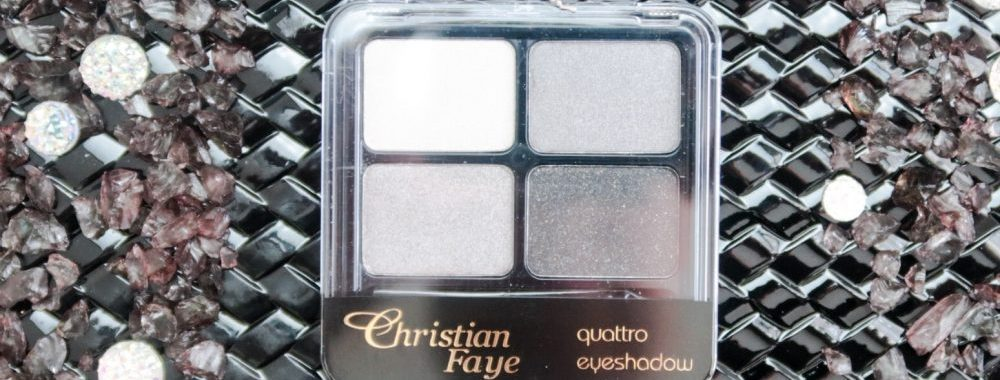 Christian, Faye, oogschaduw, Quattro, Smokey, eyes, palette, beauty, so, me, beautysome, look, makeup
