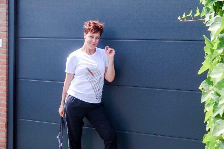 Met een zilver streepje | Karl Lagerfeld
