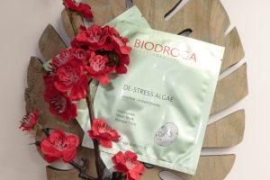 Ontstressen met een Algenmasker | Biodroga