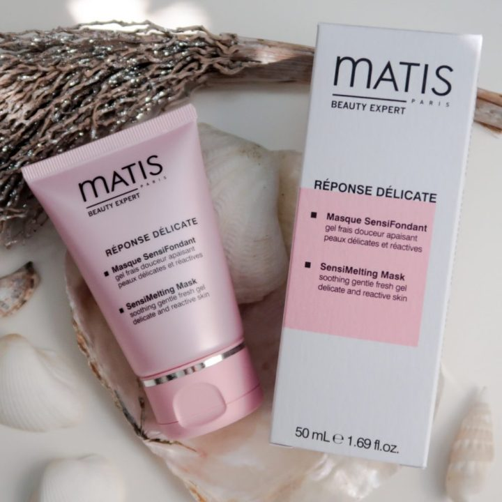 RÉPONSE DÉLICATE FACE CARE MASK, Matis, skincare, gezicht, masker, gevoelige, huid, review, beauty, blog, yustsome