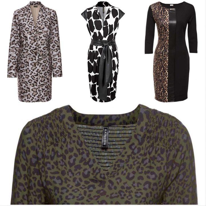 Animal, print, fashion, explain, clothes, mode, beautysome, 50 plus, fabulous, what I wear, model, bonprix