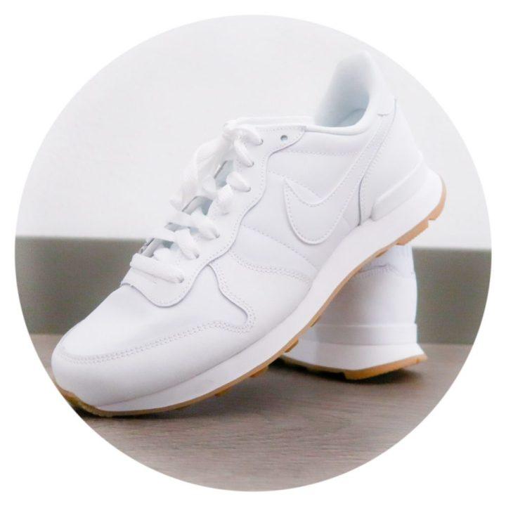 Nike, wit, sneaker, internationalist, dames, schoen, fashion, blog, showroom, sneakershowroom, witte sneaker, nike air max 95, nike air max 97