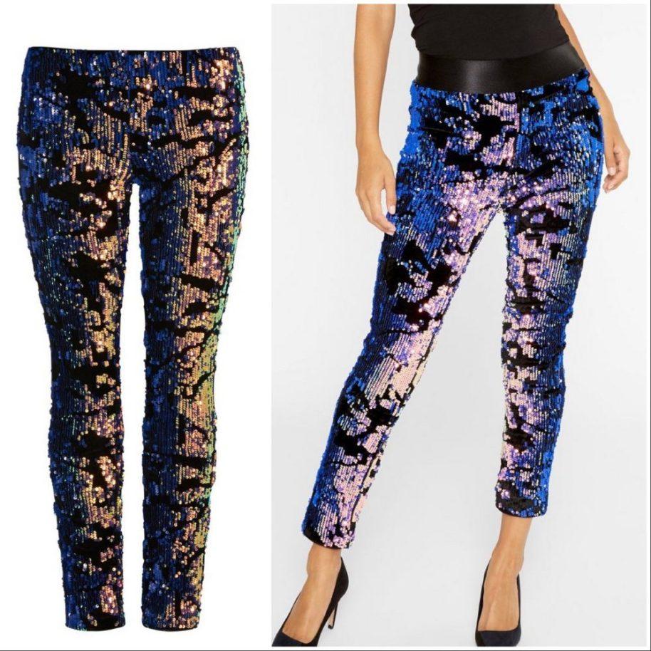 Metallic, glanzend, satijn, fluweel, pantalon, feestkleding, otto, otto-shop, kant, pumps, rokken, black, dress, beautysome