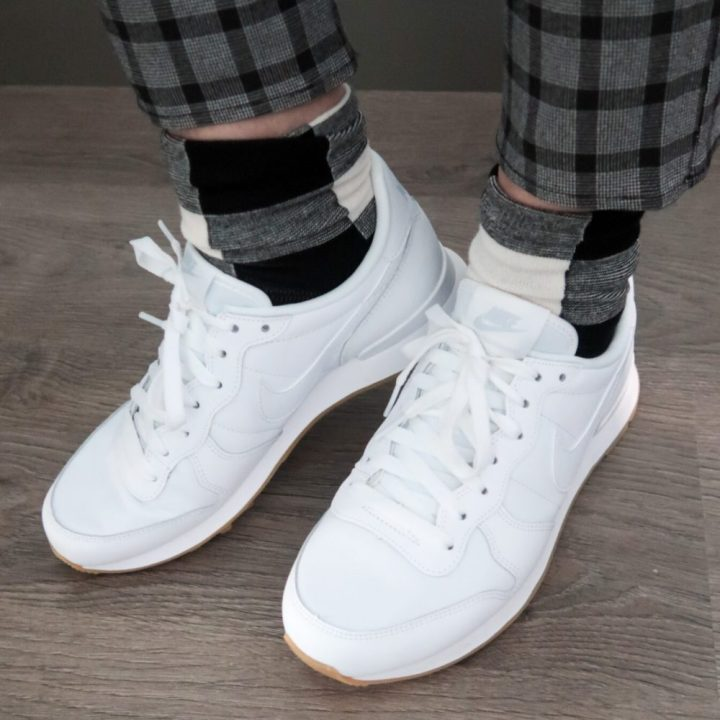 Nike, wit, sneaker, internationalist, dames, schoen, fashion, blog, showroom, sneakershowroom