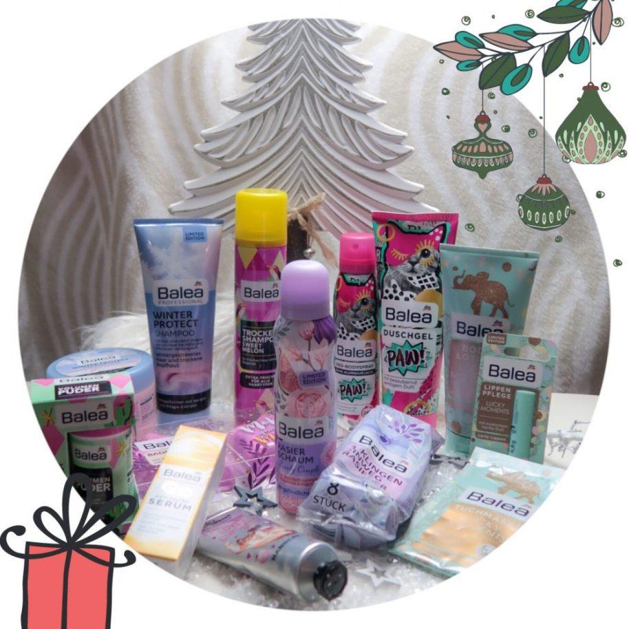 Win, winactie, december, bloghop, bloggers, cadeau, Balea, DM drogist, shoppen, beauty, beautysome