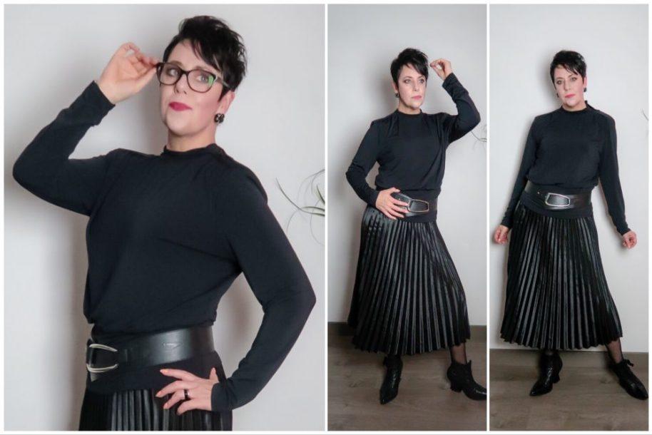 Feest, mama, papa, 25 jaar, geplooide, rok, plated skirt, fashion, over40, beautysome, plooirok, 5