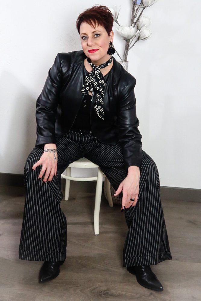 Ode, Marlene, dietrich, fashion, mode, pantalon, flared, androgyn, woman, beautysome, pantalon