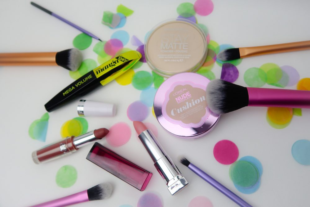 Top 5 make-up producten getest