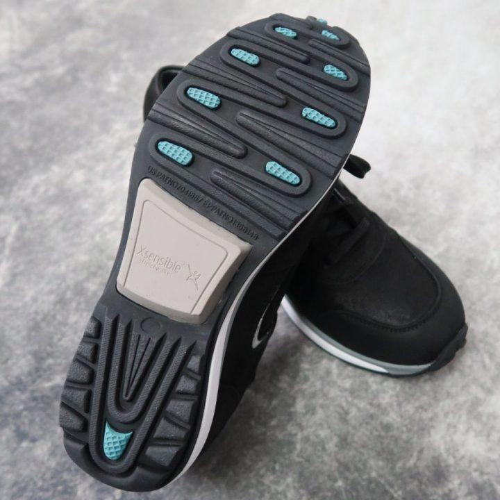 Stretchwalker, Xsensible, lopen, voeten, makkelijk, schoen, uitneembare, zool, steun,pijnlijk,voet, ouder, worden, help, gezocht, beautysome