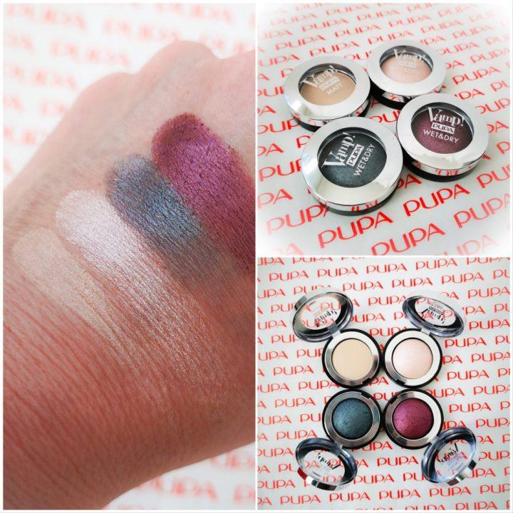 Pupa, Milano, eyeshadow, vamp, style, eyeliner,