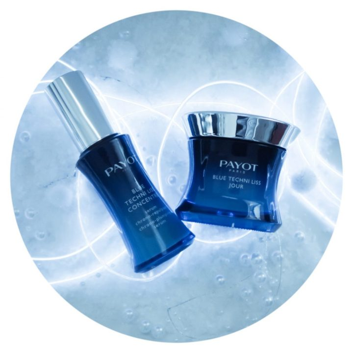 Payot, BLUE, light, licht, technologie,