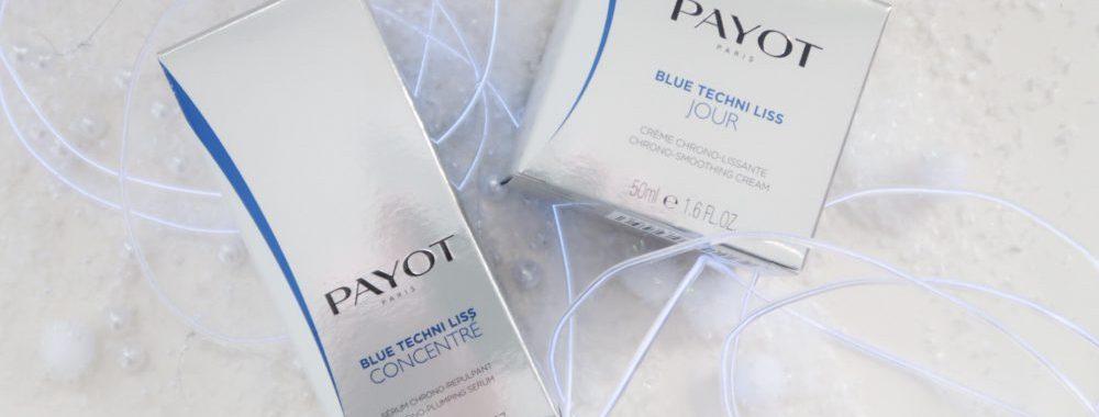 Payot, BLUE, light, licht, technologie, Techni liss, beauty, bescherming, protect, blauw licht,