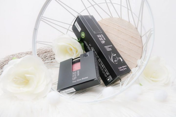 Living Color, make-up, make-up Factory, Factory, beauty, trend, kleur, da, drogist, Etos, kopen, review, beautysome, rosy Shine blush, setting, fixing, spray