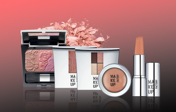 Living Coral kleurt ook in je make-up!