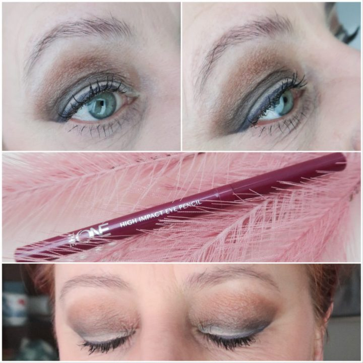 Oriflame, on tour, online, webshop, lipstick, eyepencil, review, beauty, producten, the one, Shine, beautysome, High impact eye pencil