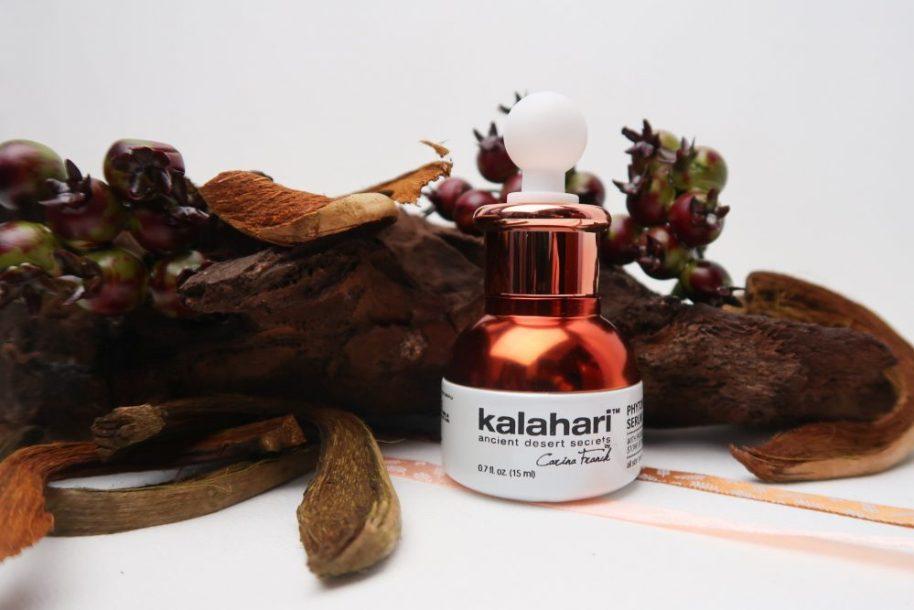 Kalahari, phyto, plantaardig, serum, Carina Franck, phytaflora, review, bacterie, flora, 1