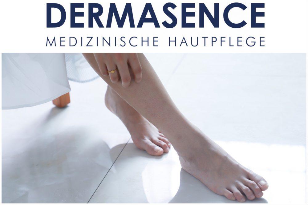 Dermasence, zacht voor jouw voeten