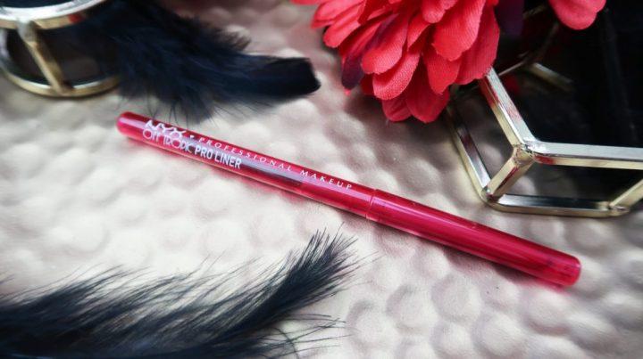 NYX, Make-Up, Ultimate, Edit, glitter goals, cherry, red, Orange, lipstick, gloss, beautysome, sonja, review, motd