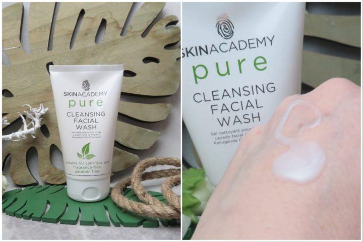 Skin, academy, Skinacademy, pure, aloë Vera, groene, thee, Etos, reiniging, scrub, micellair, dagcrème, oogcrème, Beautysome
