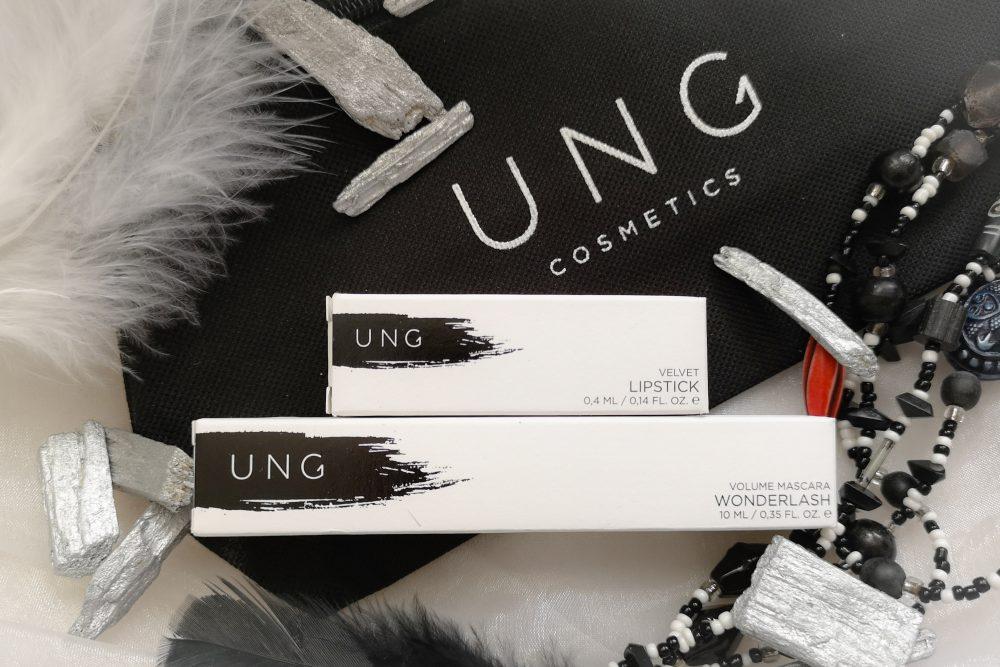 UNG Cosmetics | Deense vormgeving gecombineerd met make-up