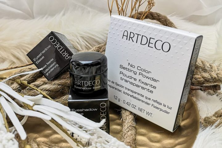 Artdeco | Eyeshadow base & Setting powder