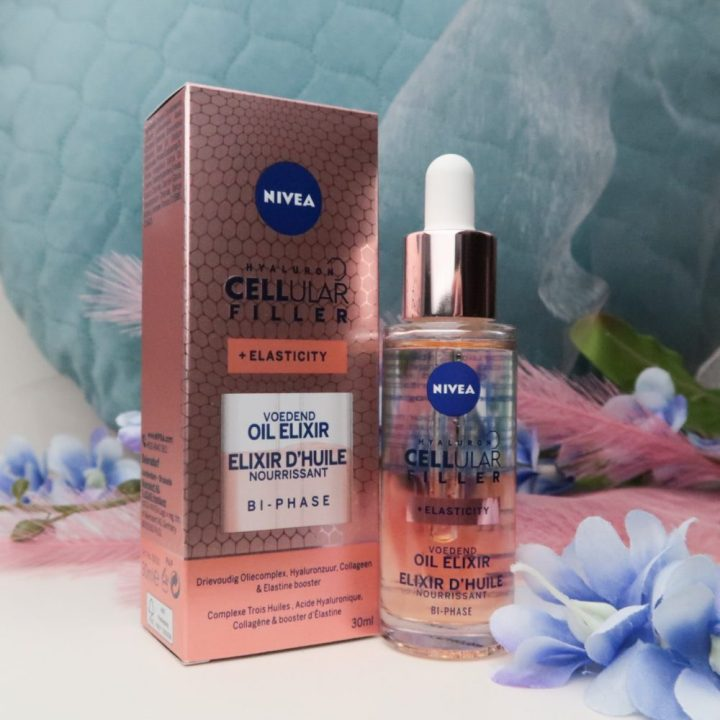 Nivea, cellular, filler, serum, dagcrème, nachtcrème, olie, review, mening, test, beauty,