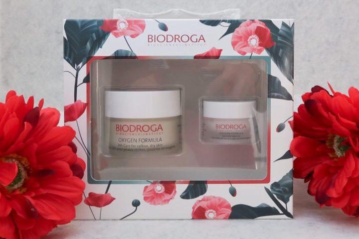 Biodroga Oxygen | De droge huid weer stralend en gezond!