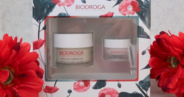 Biodroga, Oxygen, skin, box, droge, huid, zuurstofarm, verzorging, beautysome