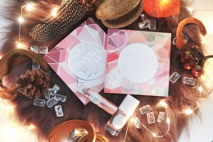 Crystal Power | herfstcollectie met glamour | Essence