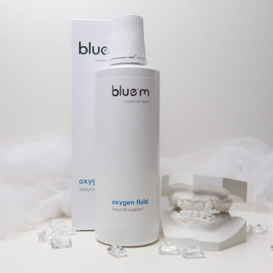 Mondwater, bluem, verantwoord, mond, spoelen, hygiëne, Chloor, chloorhexidine