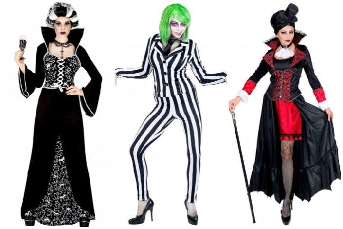 Carnavalskleding.nl, Halloween, carnaval, feest, verkleden, partij, party, vampier, heks, Dracula, kinderen, heren, dames
