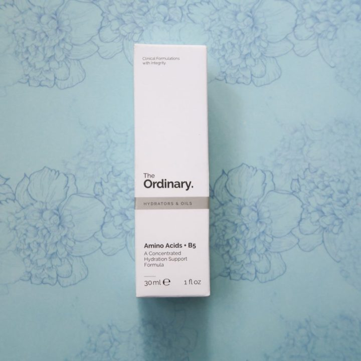 The Ordinary, Covent garden, London, shoppen, huid, olie