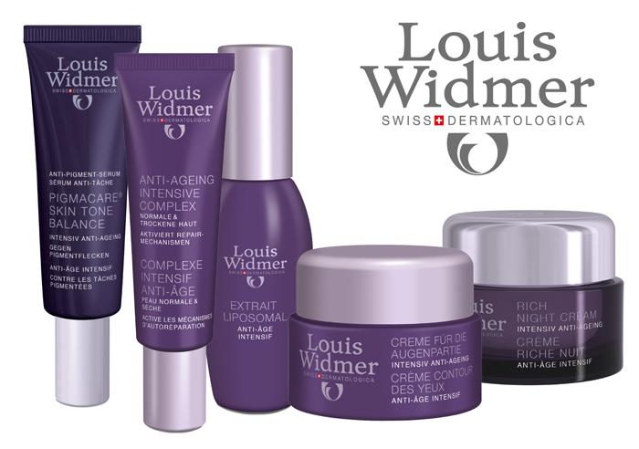 Louis Widmer : Intensief Anti-Ageing Verzorging