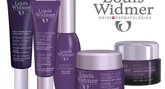 Louis Widmer, anti age, huid, veroudering, verslappen, oog, contour, creme,