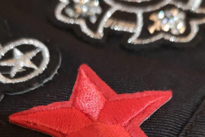 Boiler suit, jumpsuit, trend, overall, diy, strijkemblemen, zelf maken, creatief, kleding, pimpen