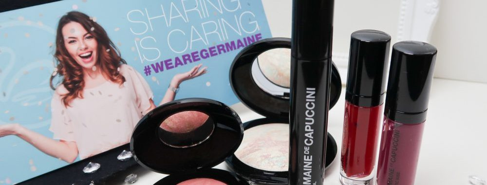Germaine de Capuccini, makeup, party, look, blush, highlighter, lipstick, mascara, review, win, winactie, beauty, blog, beautysome