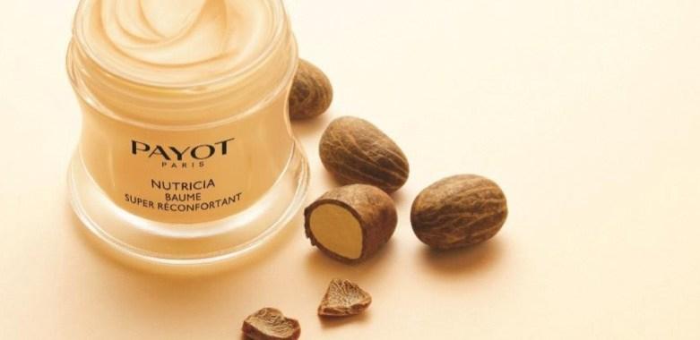Met bijna 100 jaar expertise is PAYOT'S NUTRICIA een iconisch assortiment voor de droge huid en biedt zeer voedende formules met heerlijke texturen, verrijkt met het extract van Japanse lelie en een cocktail van plantaardige oliën.