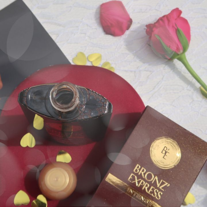 Bronze, express, Académie, skincare, bruin, zonder, zon, witte, benen, review, test, help, beautysome, yustsome
