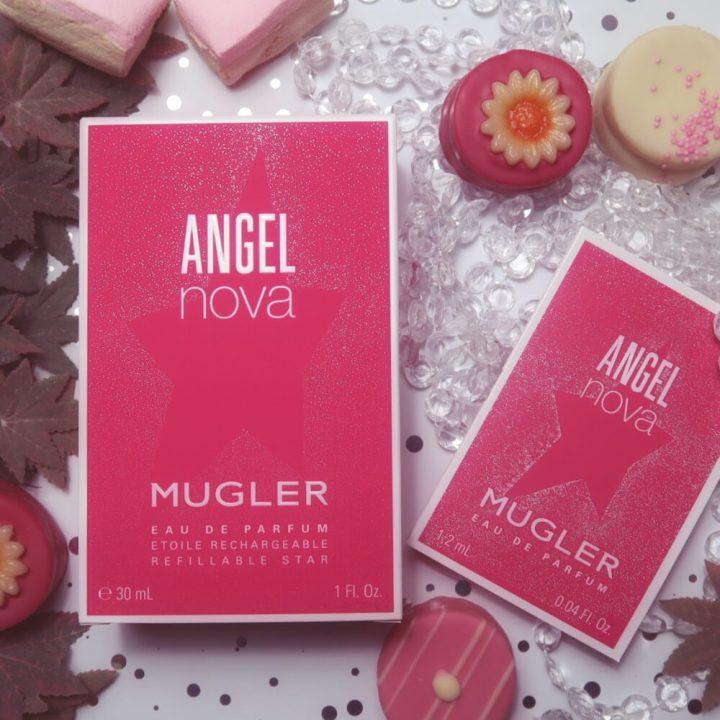 Angel, nova, Mugler, edp, eau de parfum, zoet, geur, vrouw, roze, pink