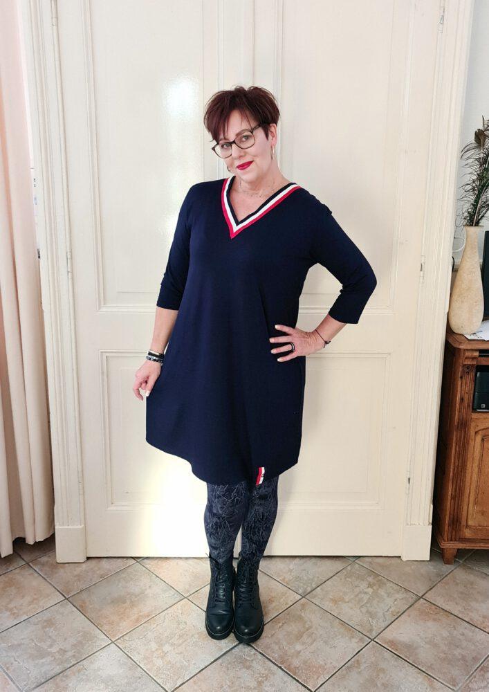 Mijn leggings, legging, printje, print, uni, maat 60, plus, size, grote, maten, tuniek, mode, webwinkel, beautysome