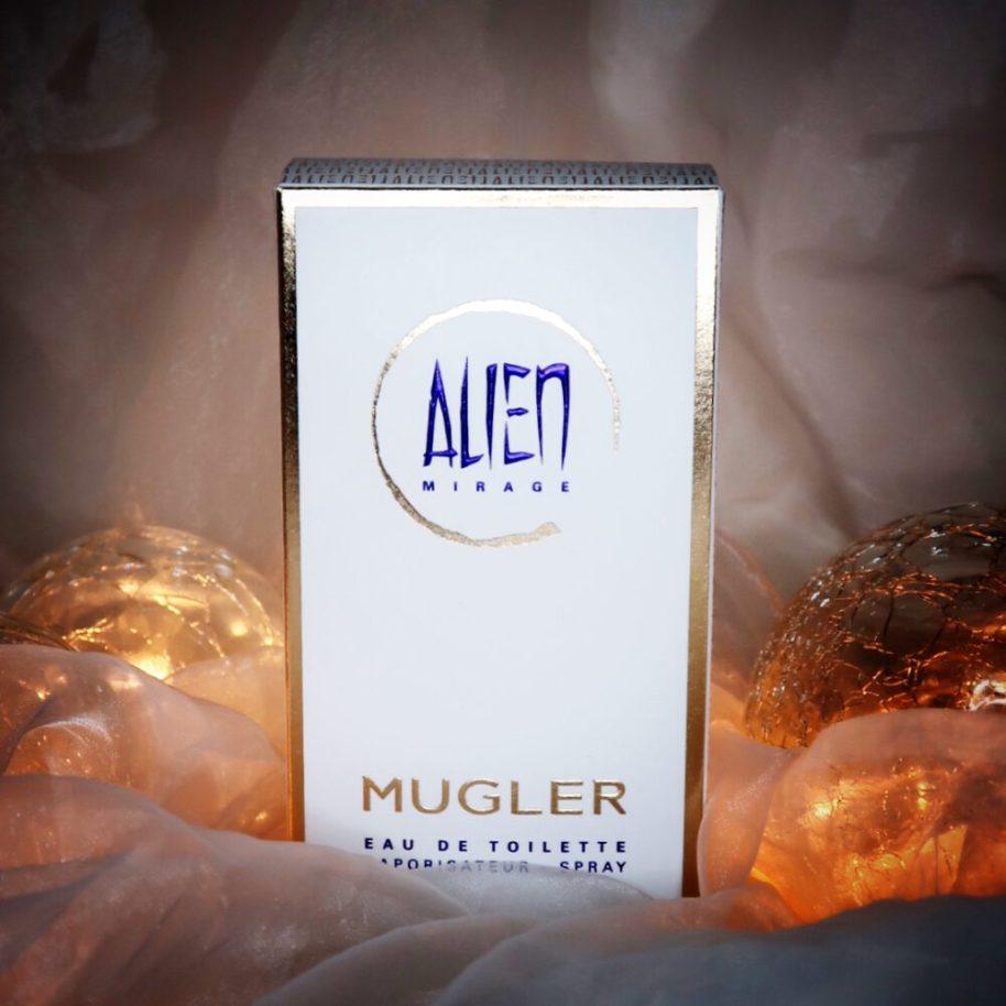 alien, mirage, mugler, kruidig, bloemig, orientaals, geuren, parfum, eau de toilette, edt, edp, dames, geur, 2020, nieuw, beautysome