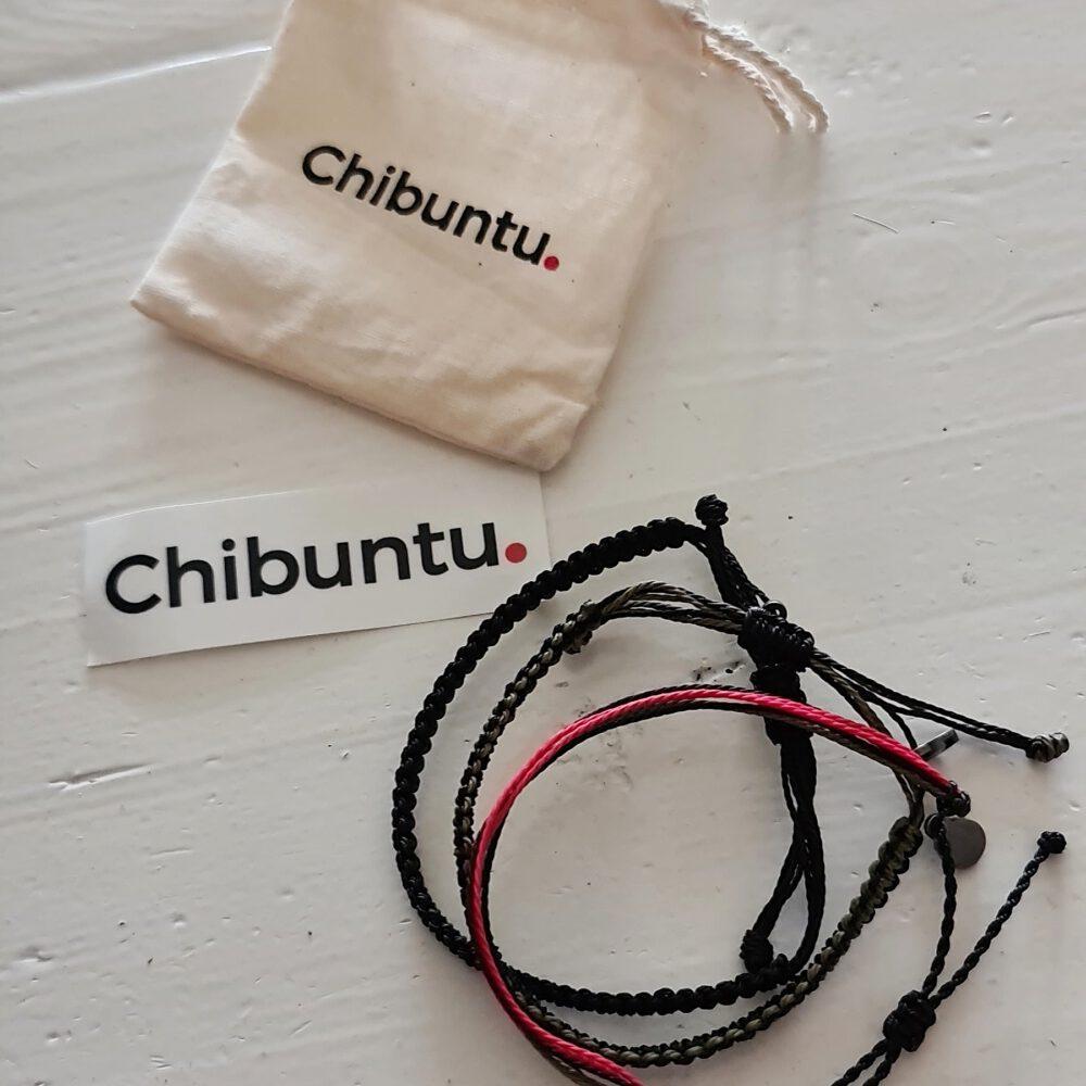 Chibuntu voor de man die een statement durft te maken