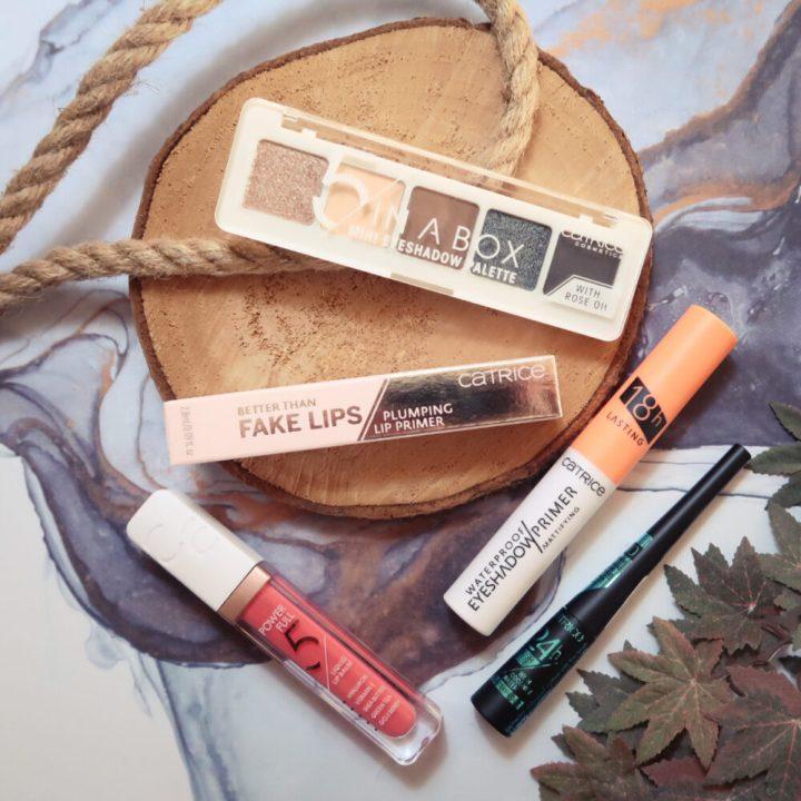 Catrice, budget, make-up, lippen, oogschaduw, eyeliner, primer, lipgloss, 5
