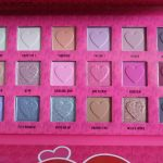 2 ME, LUV ME, nyx, Cosmetics, oogschaduw, eyeshadow, palette, love, Valentijn, review, beautysome, swatch,