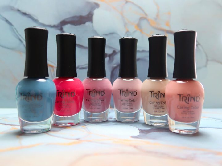 Trind, caring, color, back to basics, zomer, voorjaar, 2021, swatches, nude, nagellak, limited edition, beauty