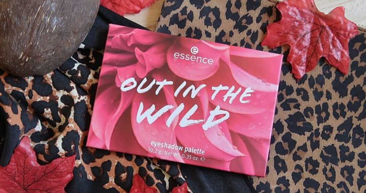 OUT IN THE WILD | Don't stop blooming | essence