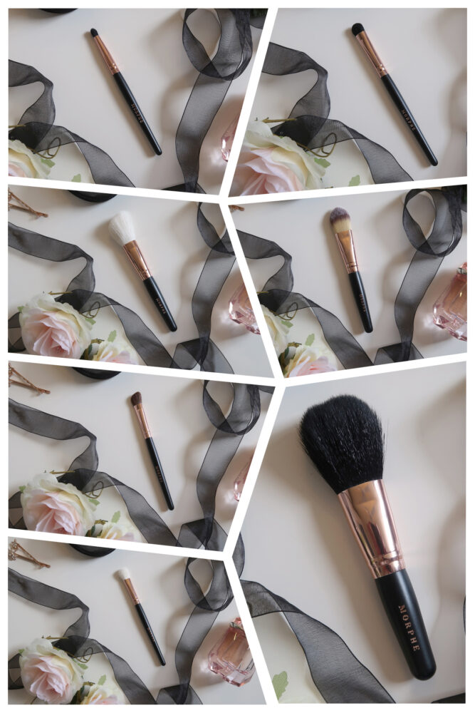 MORPHE, brushes, kwasten, rose baes, makeup, blush, rouge, review, beautysome, lipstick 1