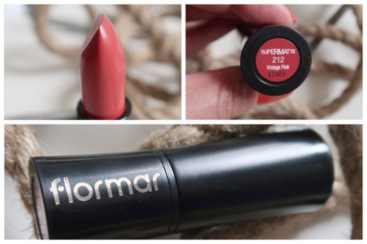 Flomar, silk, matte, lipstick, kersen, leuke, lipstick, geurend, review, beautysome, yuststome